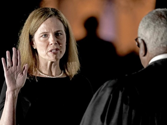 Amy Coney Barrett im Eiltempo an den Obersten Gerichtshof berufen