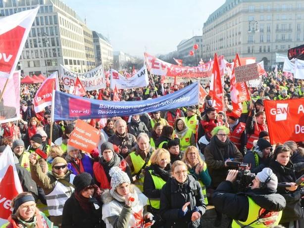 Tarifverhandlungen: Öffentlicher Dienst: Kommt der große Streit wegen 200 Euro?