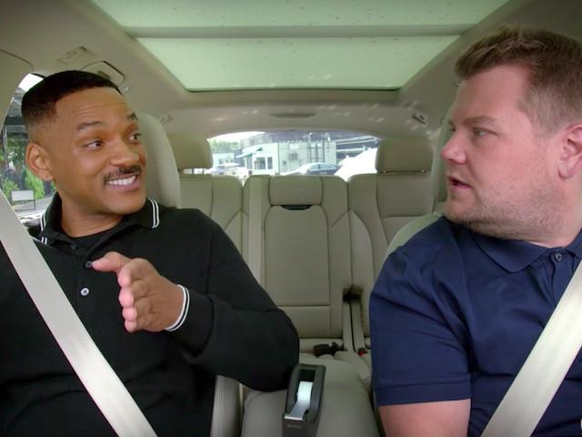 Carpool Karaoke   The Series mit Will Smith und James Corden gibt es ab jetzt auf Apple Music