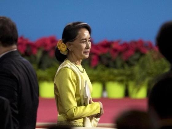 Suu Kyi sagt Teilnahme an UN-Vollversammlung ab