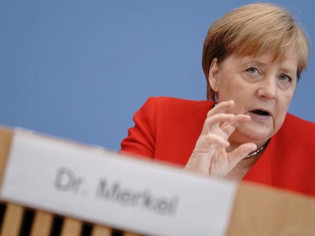 Beim Klimaschutz zeigt sich Merkel von Greta Thunberg inspiriert