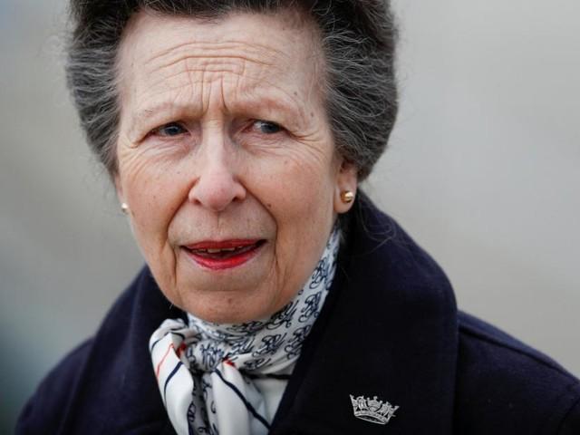 Prinzessin Anne kann nach dem Tod von Vater Philip nicht langsamer machen