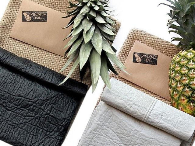 Nachhaltige Textilinnovationen: Piñatex, die vegane Alternative zu Leder