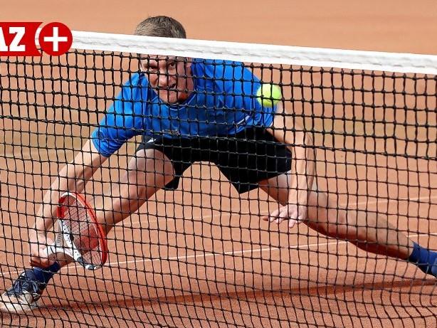 Tennis: Titelkämpfe im Zeichen des Tetraeders und der Silberbarren