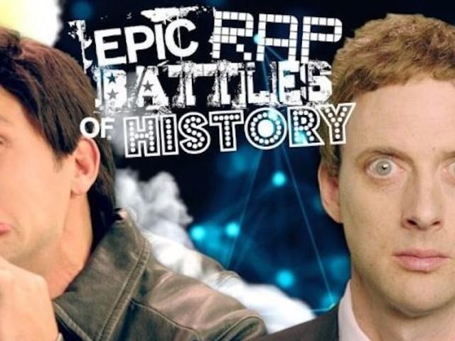 Epic Rap Battles of History: Elon Musk vs. Mark Zuckerberg