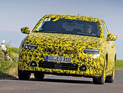 Opel Astra (2022): Fahrbericht Erste Fahrt im neuen Opel Astra: Dieser Prototyp ist ein Oho!-pel!