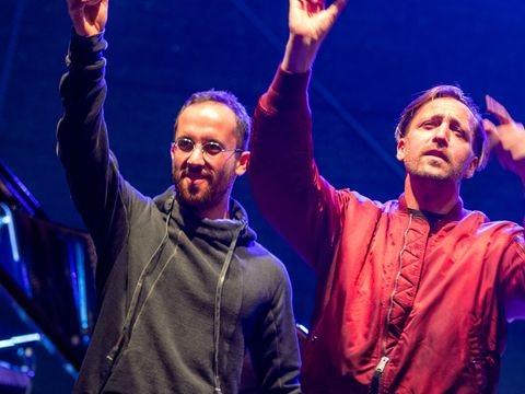 Konzert - Melodischer Protest: Danger Dan und Igor Levit bei Forstrock