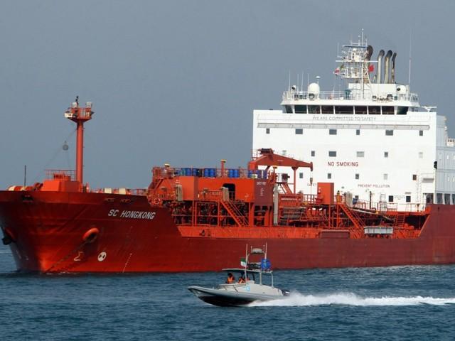 Straße von Hormus: Iran stoppt britischen Öltanker im Persischen Golf