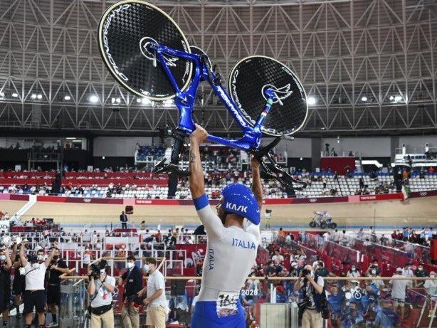 Olympia-Newsblog: Olympia live: Bahnrad-Vierer der Männer auf Platz sechs