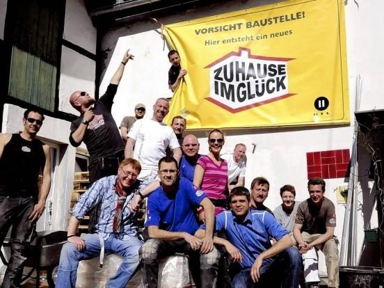 """""""Zuhause im Glück - Unser Einzug in ein neues Leben"""": Wiederholung der Dekosoap online und im TV"""