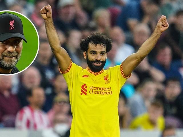 100. Tor für Liverpool: Klopp schwärmt nach Rekord-Treffer von Salah