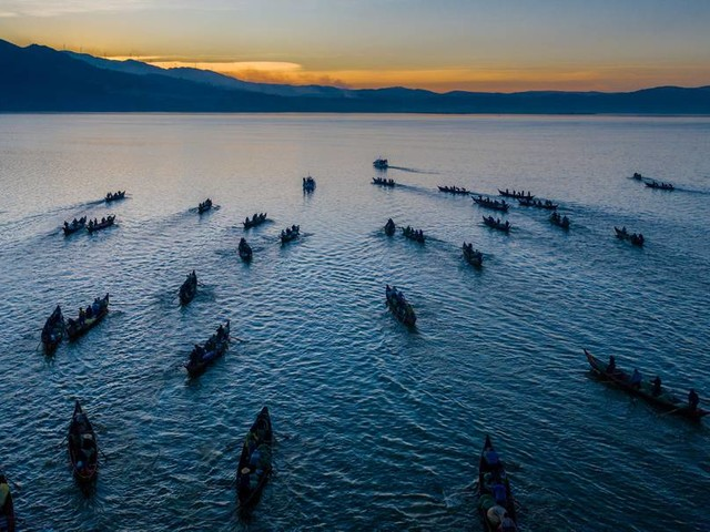 Überladenes Boot in China kentert: Mindestens zehn Menschen sterben, fünf vermisst