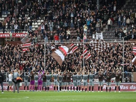 FC St. Pauli plant gegen Dresden erneut 2G-Modell für Fans