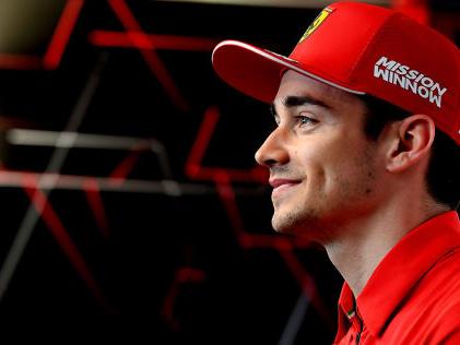 Formel 1: Charles Leclerc im Visier Badboy mit Engelsgesicht