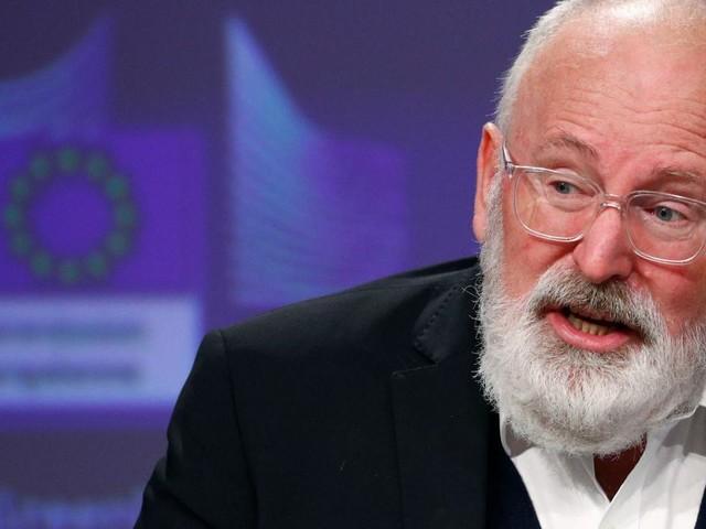 EU-Kommissionsvize räumt Fehler bei Impfstoff-Bestellungen ein