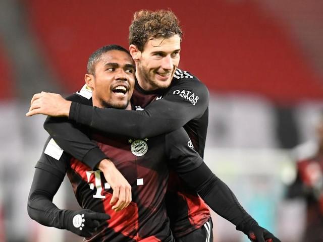 Die Bayern mühen sich zum Sieg, Kölner Watschen für Dortmund