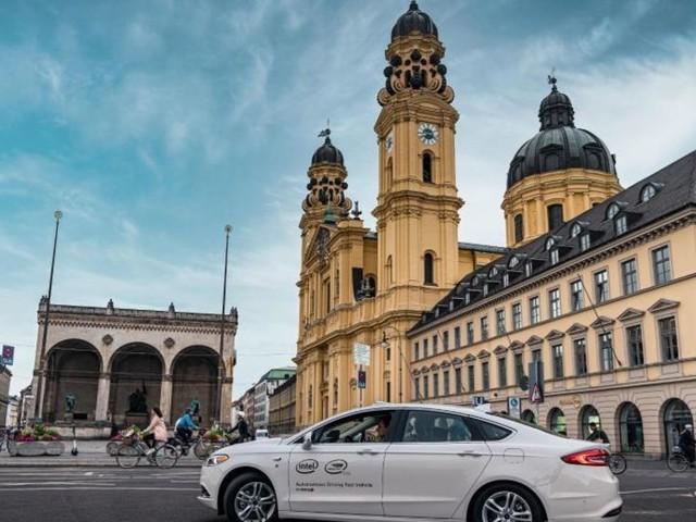 Mobileye testet selbstfahrende Autos in Deutschland