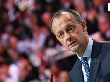 Nach Vorsitz-Pleiten: Friedrich Merz für Bundestagsmandat nominiert