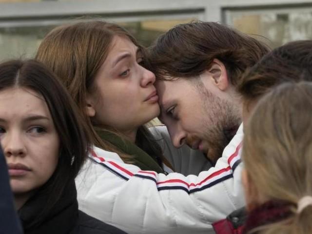 Zahl der Verletzten nach Amoklauf in Russland gestiegen