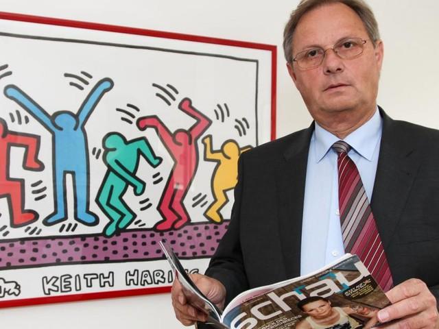 Schmid gegen Milletich: Zweikampf um die ÖFB-Präsidentschaft