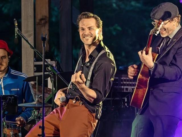 Electro-Swing auf der Leipziger Moritzbastei: Friedrich Rau stellt neues Album bei Konzert vor