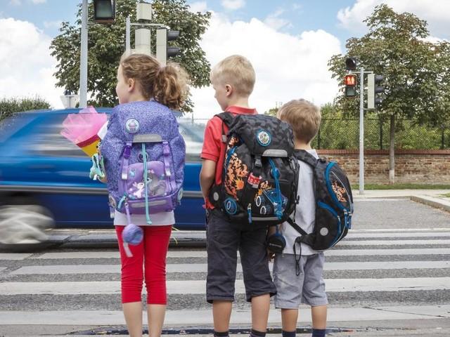 Ohne Elterntaxi sicher in die Schule