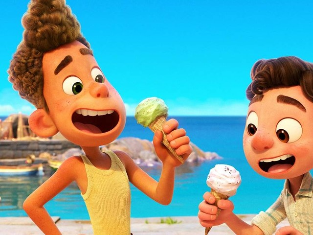 """Pixar-Komödie """"Luca"""": Santa Ricotta!"""