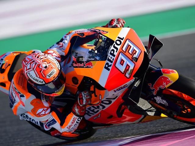 MotoGP: Alle machen Jagd auf Marc Marquez