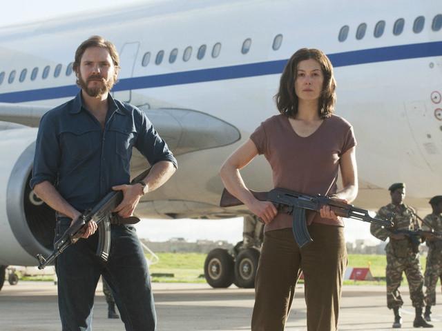 7 Tage in Entebbe Trailer #1