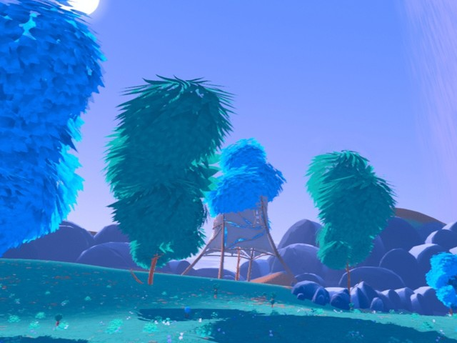 Winds & Leaves: Überlebens-Abenteuer für PSVR bietet Gärtner-Tricks und Terraforming