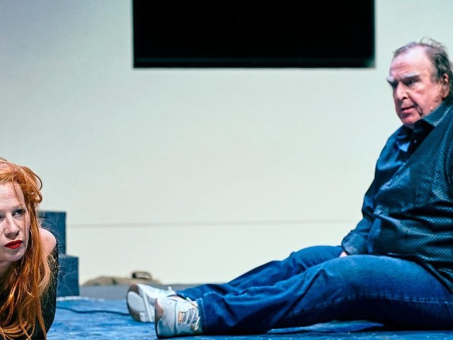 """Infight mit der Quotenqueen: """"Das Interview"""" am Akademietheater"""