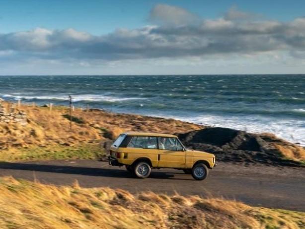 Geländekutsche für den Adel: Der Range Rover wird 50 Jahre alt