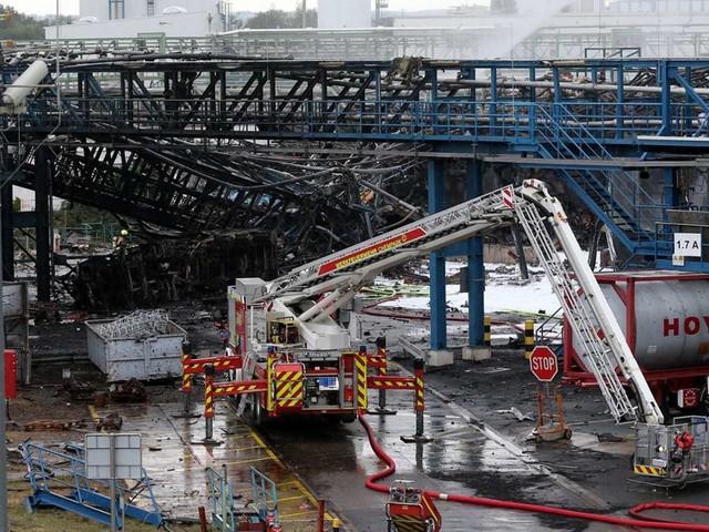 Nach Chempark-Explosion in Leverkusen: Drei weitere Tote gefunden