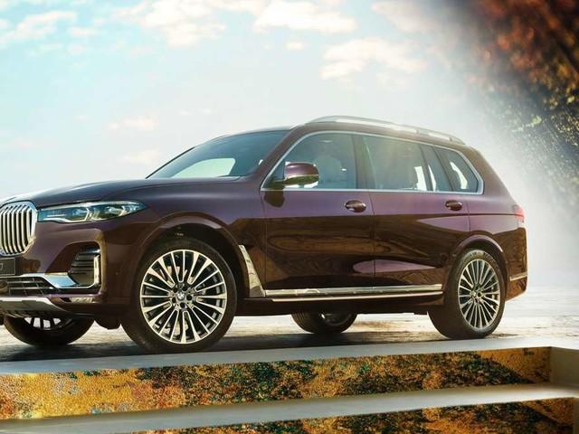 BMW: Dieses Modell gibt es nur drei Mal auf der Welt – das macht diesen X7 so besonders