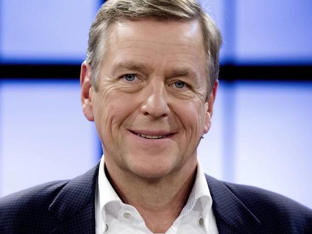 """Claus Kleber: Von der """"Pfeife"""" zum Star des ZDF"""