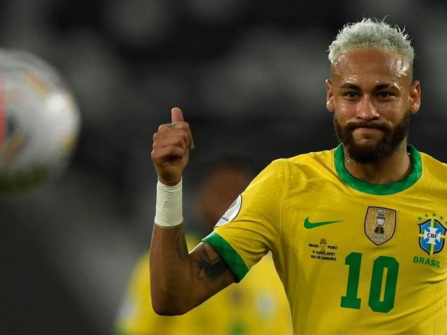 Copa América - Brasilien schlägt Peru deutlich