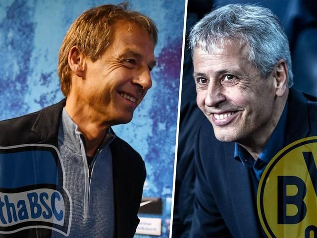 Klinsmann und Favre im Fokus: So liefen die bisherigen Trainer-Duelle