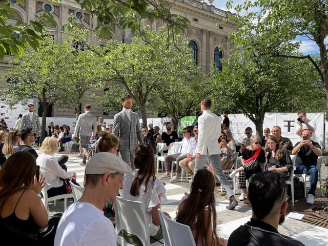 Frankfurt Fashion Week: Die Mainmetropole läuft sich warm für 2022