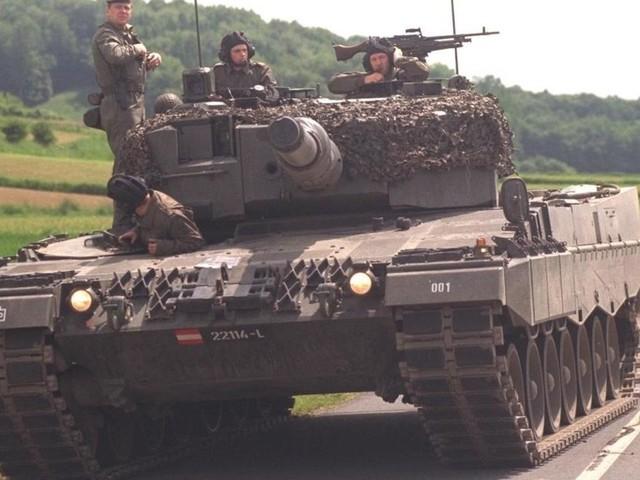Tanner rüstet die Panzer auf