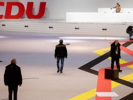 Die CDU vor einer historischen Wahl - wer wählt wen wie?