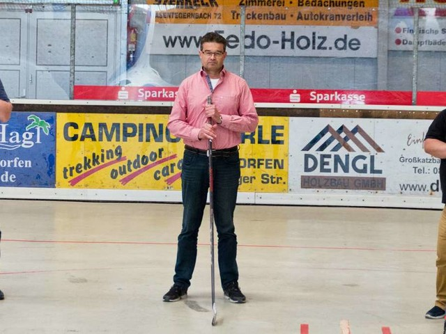 Franz Steer: Der neue ESC-Trainer ist ein Hochkaräter