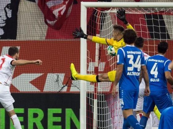 Düsseldorf weiter siegreich - 1:0 gegenDarmstadt