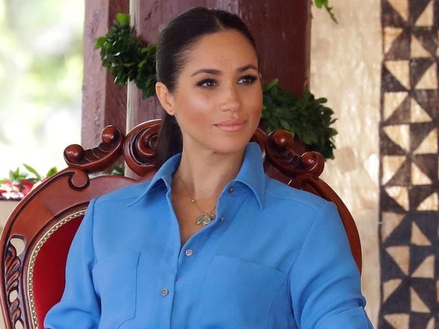 Herzogin Meghan: Herzogin Meghan ehrt Prinzessin Diana in ihrem Kinderbuch