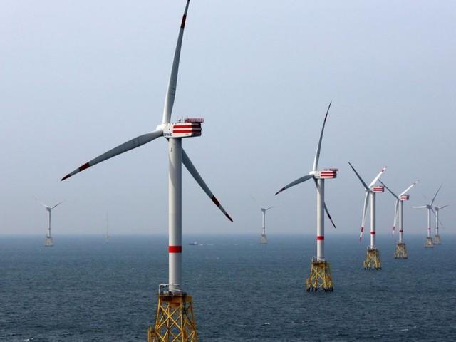 """Naturschutzbund Nabu kritisiert: """"Nordsee wird zum Industriepark"""""""