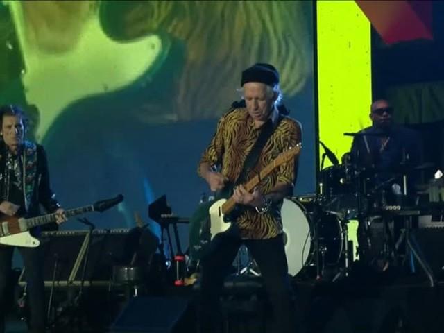 Video: Rolling Stones machen ohne Charlie Watts weiter