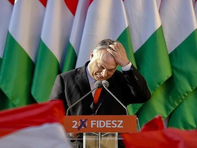 Kreise - CDU und CSU wollen Suspendierung von Orban-Partei aus EVP