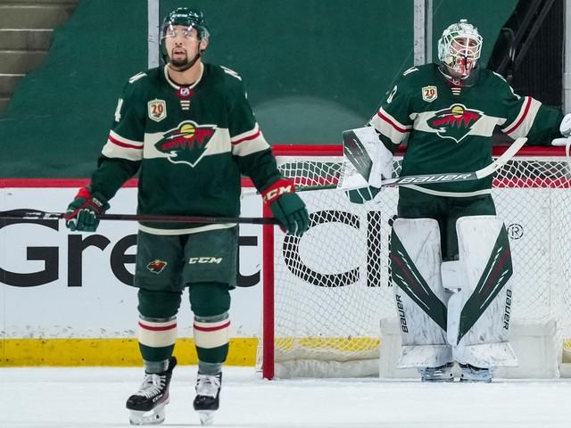 NHL - Sturm mit Minnesota nun in Rückstand