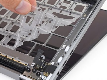 Wie funktioniert die Silikonmembran im neuen MacBook wirklich?
