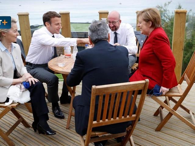 Das Ende von Merkel als Anführerin der freien Welt