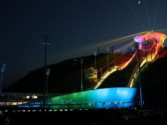 Olympische Winterspiele in Peking: Ein Blick hinter die chinesische Mauer